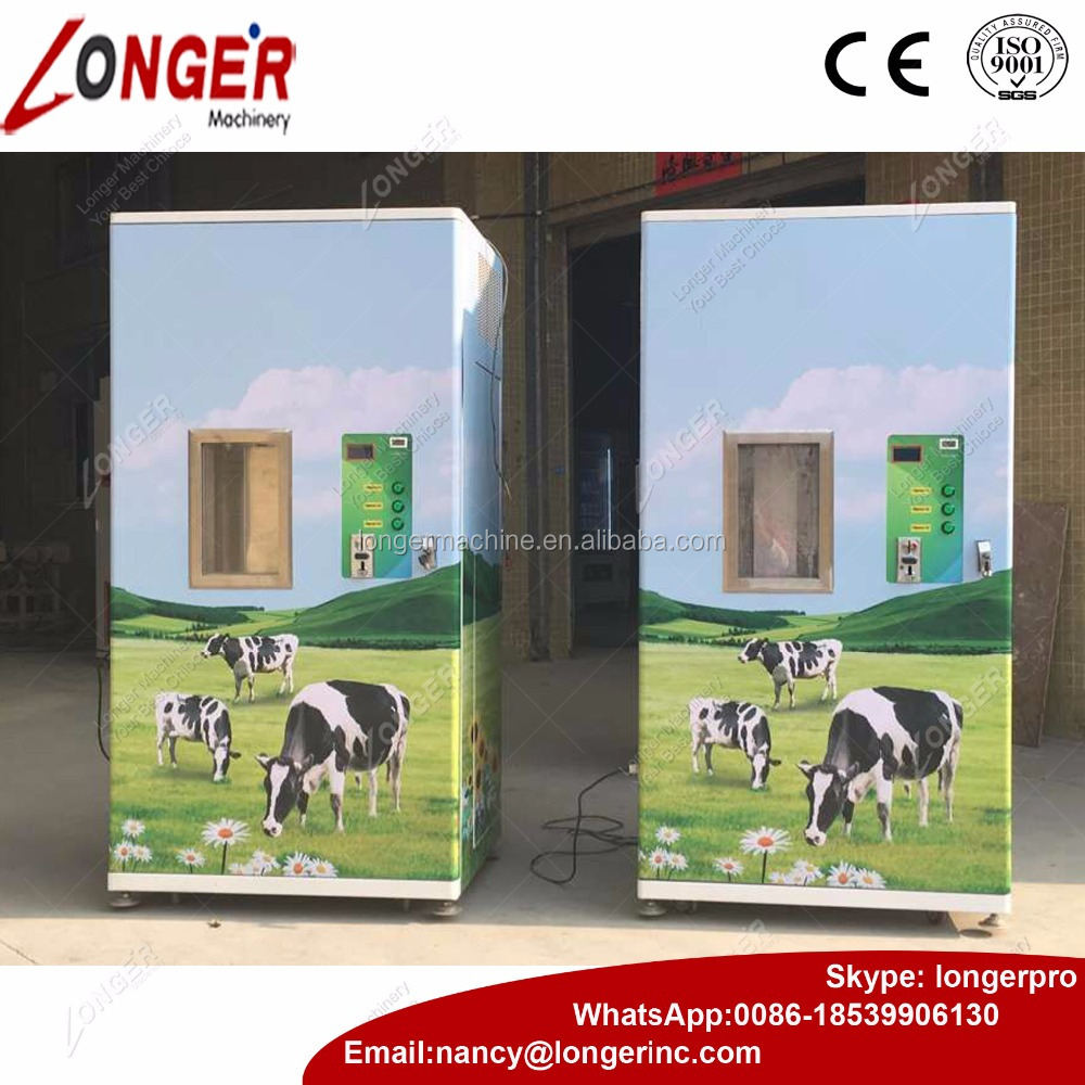 Automatic Milk Vending Machine for sale