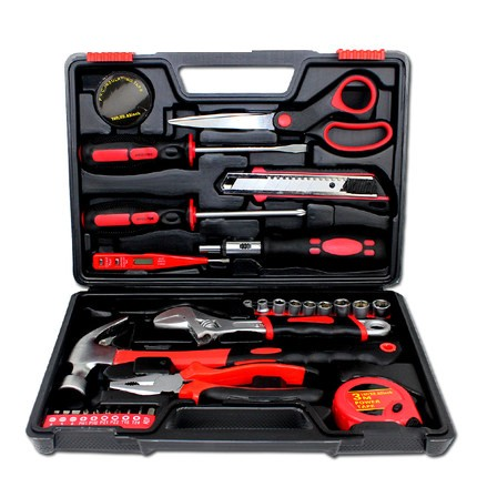 2017 innovative China supplier aluminum tool case hard case export germany varity tool sets