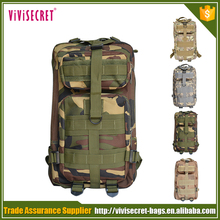 Outdoor camping riding bag Tactical military enthusiasts backpack 3 p attack bags