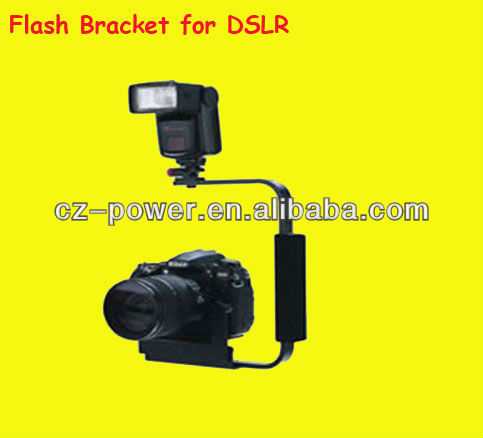 whole seller Flash Bracket Quickflip 900 For DLSR Flash Bracket 900 flip flash holder
