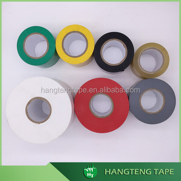 Alibaba China colorful air condition adhesive pvc tape for pipe wrap