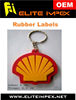 2014 hot selling pvc logo rubber label