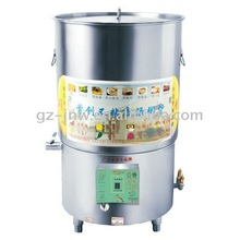 LC-DTCL-60*80 gas-steam non stick soup and porridge steamer passed ISO9001