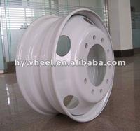 steel tubeless wheels 22.5 * 14