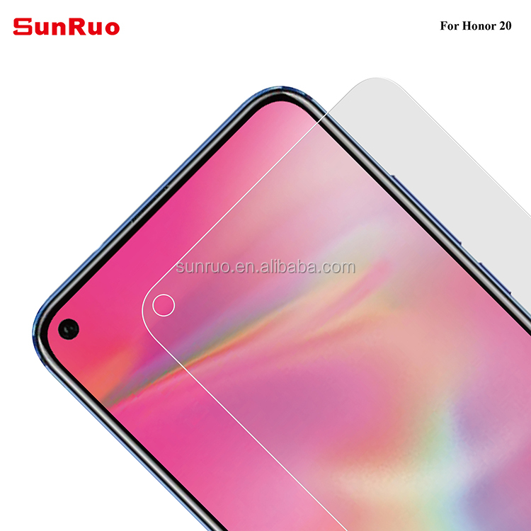 0.26mm 2.5D Clear Tempered Glass Screen Protector for Huawei Honor 20