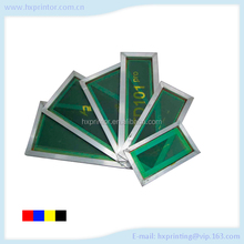 Screen plate making materials- Emulsion frame