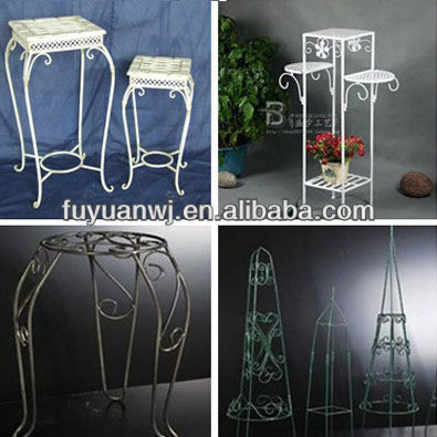 Table flower stand ( factory )