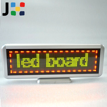 2018 Hot Sale Taxi Top Usb Mini Advertising Mini Led Display Screen