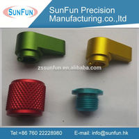 Customized high precision steel cnc turning machining parts for sports equipment