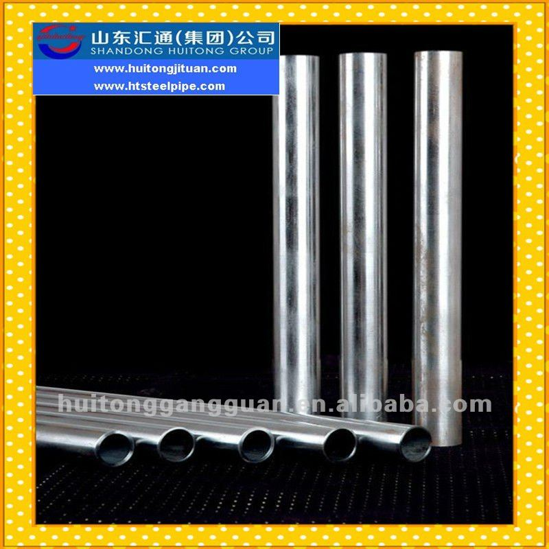 Carbon Steel Welded ERW Precision Steel Tube For Mechanical Structure Purposes