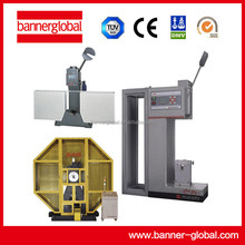 MTS Pendulum dynamic MTS tearing impact tester/ test equipment for construction materials test
