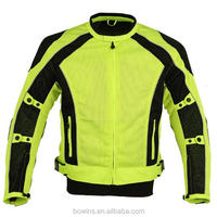 New fashion motorcycle sportswear high visibility mesh racing motorcycle jacket