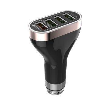 Hot selling 4 USB Car Charger 4.0 Quick Charger