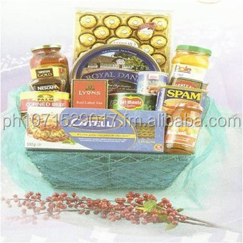 Raphael's Gifts Christmas Gift Baskets for Corporate Giveaways