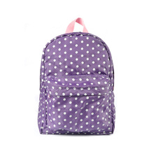 Custom sublimation fashion children backpack for kids