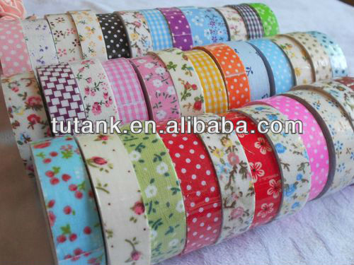 Decorative Adhesive Stationery Sticker Photo Album Paper packaging tape