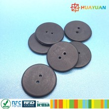 Industrial laundry application Impinj MOnzaR6 PPS passive UHF RFID token Tag