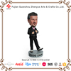 2017 New Design Customized Resin 3D Bobble Head