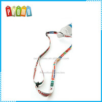 "Water bottle lanyard 3/4""- Thin nylon"