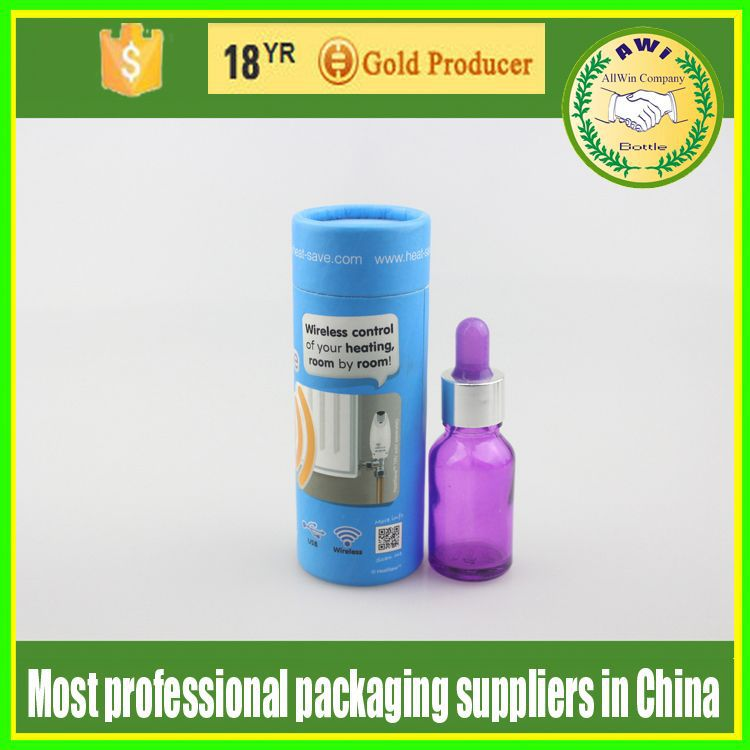 10ml glass dropper bottles with childproof dropper colorful nipple with shrink wraps