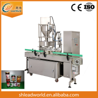 mango pickle filling machine suitable for pickles,mushroom sauce,red oil etc