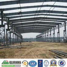 Light Weight Green Material Prefabricated Steel Structure Shopping Mall