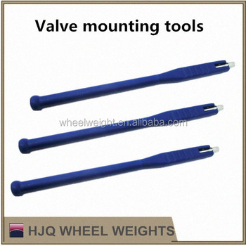 Valve mounting tools ,tire repaired tools