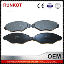 Minibus Brake Pad For Toyota Hiace And Foton Mps Mpv Brake Pad D3078
