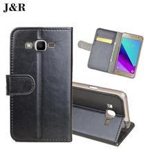 Fashion Colorful Design Case Flip Leather Cover For Huawei G610 G610s C8815 Wallet Case with Stand Function and Card Holder
