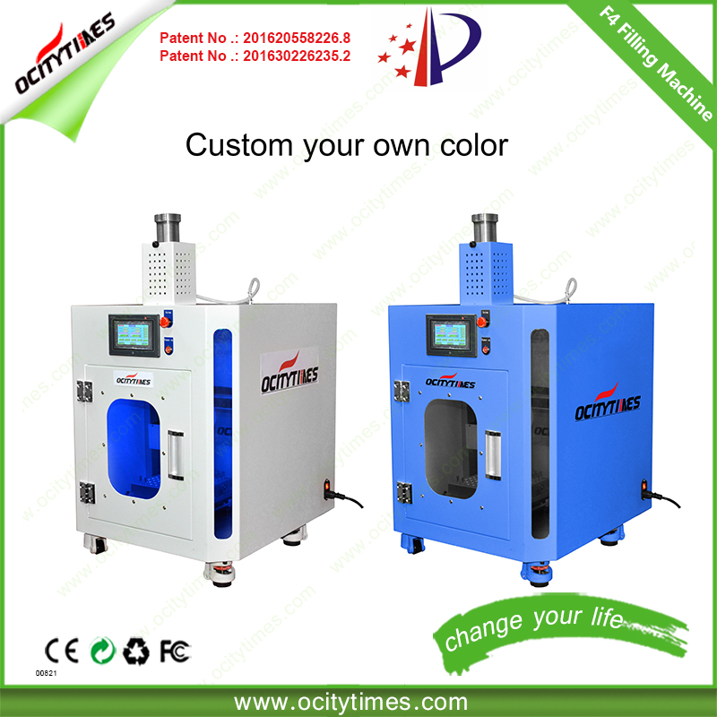 OCITYTIMES High quality F4 cbd <strong>oil</strong> dispenser, cbd <strong>oil</strong> extraction machine, cbd filling machine