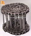 Crawler Asphalt Paver undercarriage part Conveyor chain roller conveyor parts