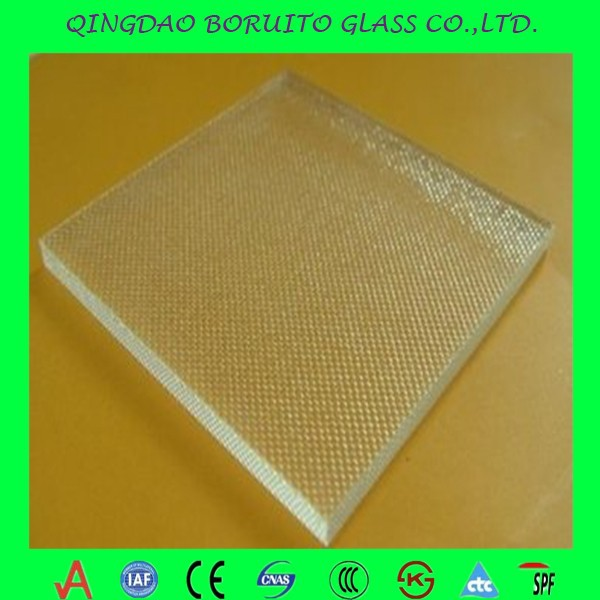 3.2mm low-iron toughened solar panel coating glass