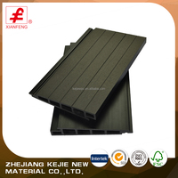 cheap exterior wall cladding wood plastic composite wall panel