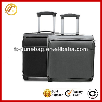 High quality 1680D business trolley bag