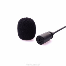 "BOYA BY-M1 3.5mm Electret Condenser Microphone Come with 1/4"" adapter for Smartphones, DSLR, Camcorders,"