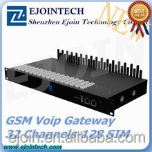 32 channel voip product gsm gateway voip call box goip-16 online payment gateway
