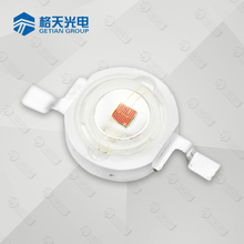red high power led chip/emitters 1w 3w 620nm 630nm