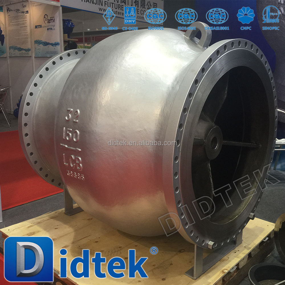 Hot Sale! Alibaba China 4Axial Flow Check Valve For Acid And Sea Water