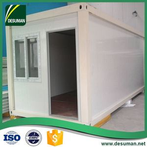 DESUMAN online shop china leisure style environment protection prefab pool house