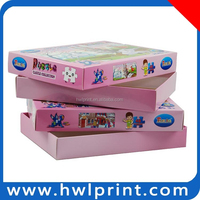 games and puzzle toys custom made boxes