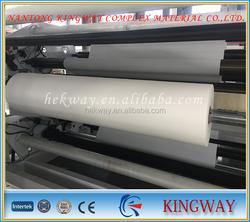 < Kingway> Raw materials OEM non breathable pe film for baby diapers quotation