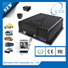 KXD 4CH full D1 H.264 3g wifi gps HDD embedded design vehicle DVR WP-CW2000