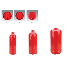 SYNERGY INDUSTRY empty fire extinguisher 6kg gas cylinder for sale