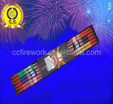 high quality 2 4 8 OZ bottle rocket red devil fireworks for wholesale