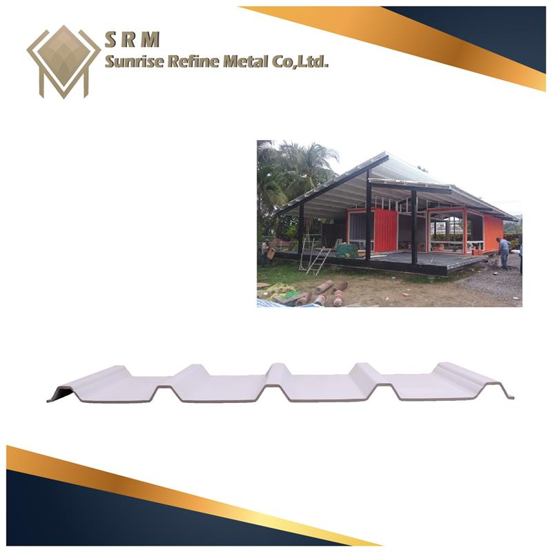 first corrugated fiberglass roofing with price