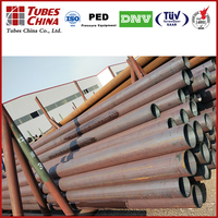 Hot rolled 34CrMo4 tube for gas cylinder