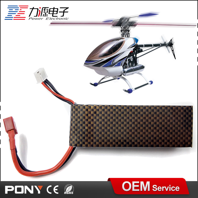 cheap wholesale customized size rechargeable 3.7v rc helicopter lipo battery