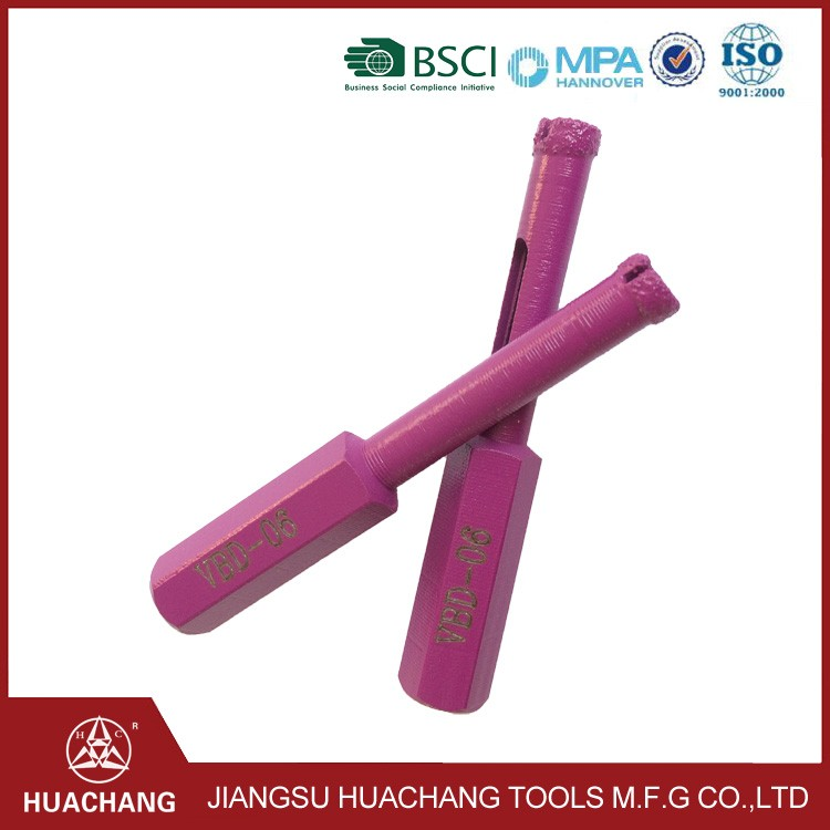 OEM popular diamond core drill bits for concrete