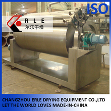 Corn Starch Rotating Roller Drum Dryer / Rotary Vacuum Drum Dryer/Flaker Cylinder Dryer