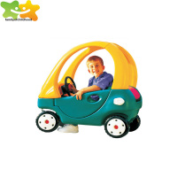 Cheap kids ride on no electric toy plastic car small toy cars for sale